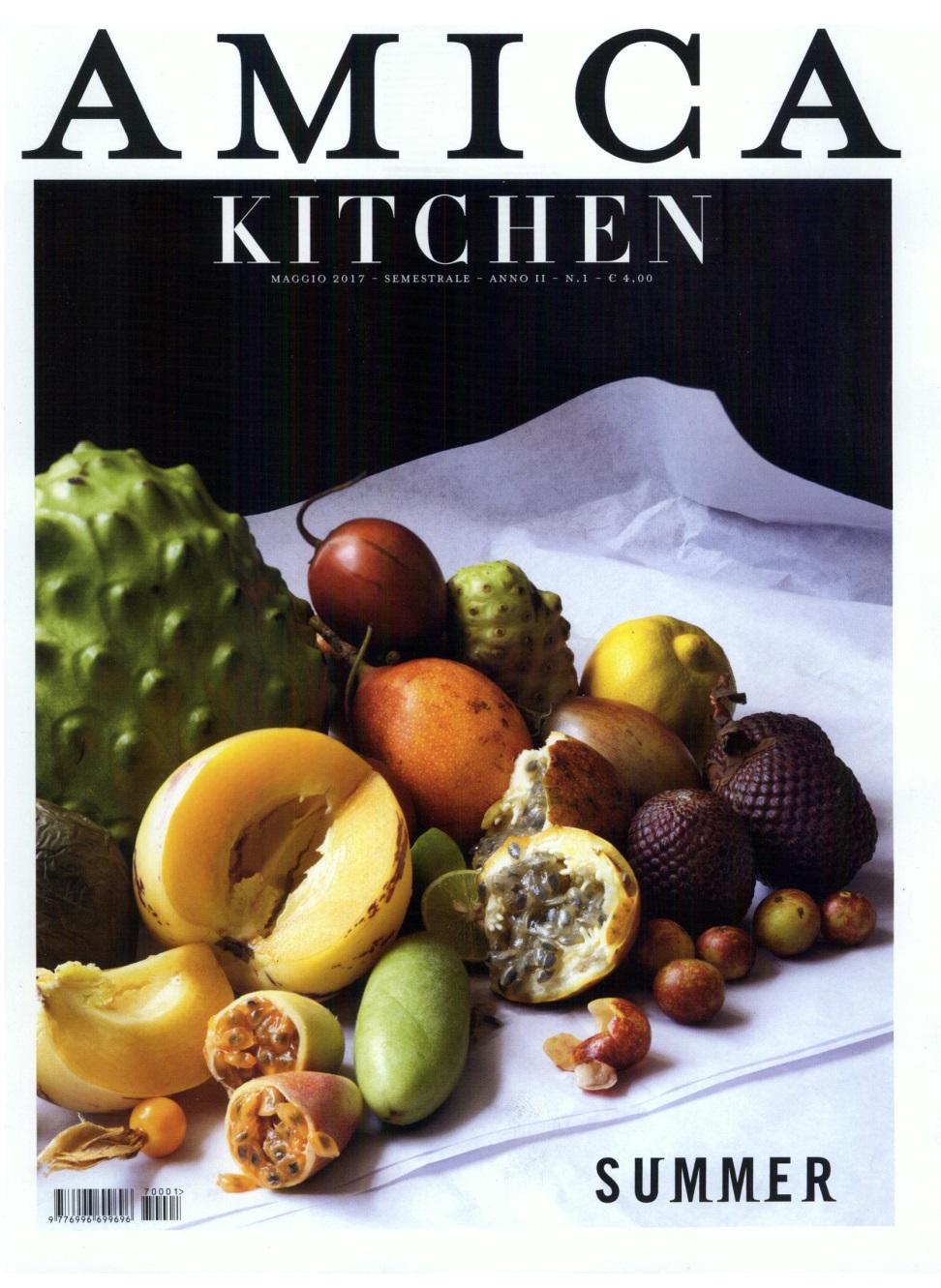 Amica Kitchen