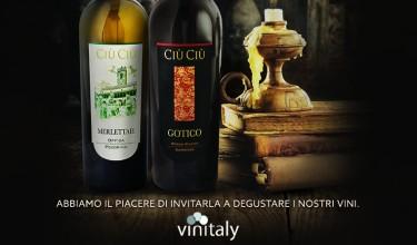 Vinitaly • Verona April 7-10, 2019