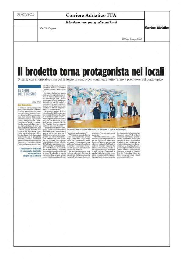 Il Corriere Adriatico