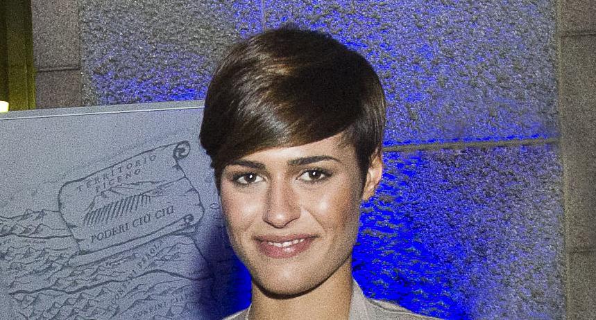La nuova Miss Italia Alice Sabatini brinda con i vini Ciù Ciù