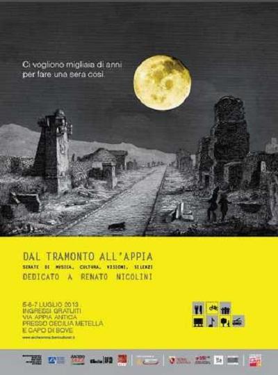 """2° Edizione dal """"Tramonto all'Appia"""": degustazione vini Ciù Ciù"""