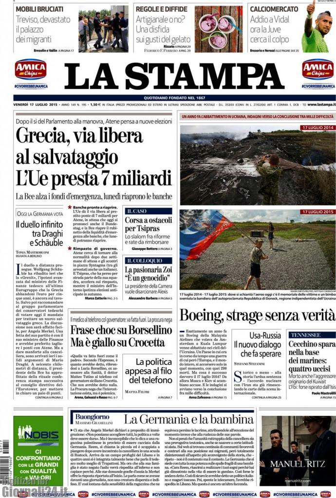 La Stampa – Torino Sette