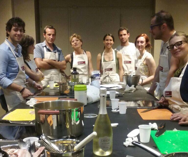Ciù Ciù sarà partner della Scuola di Cucina di Sale & Pepe