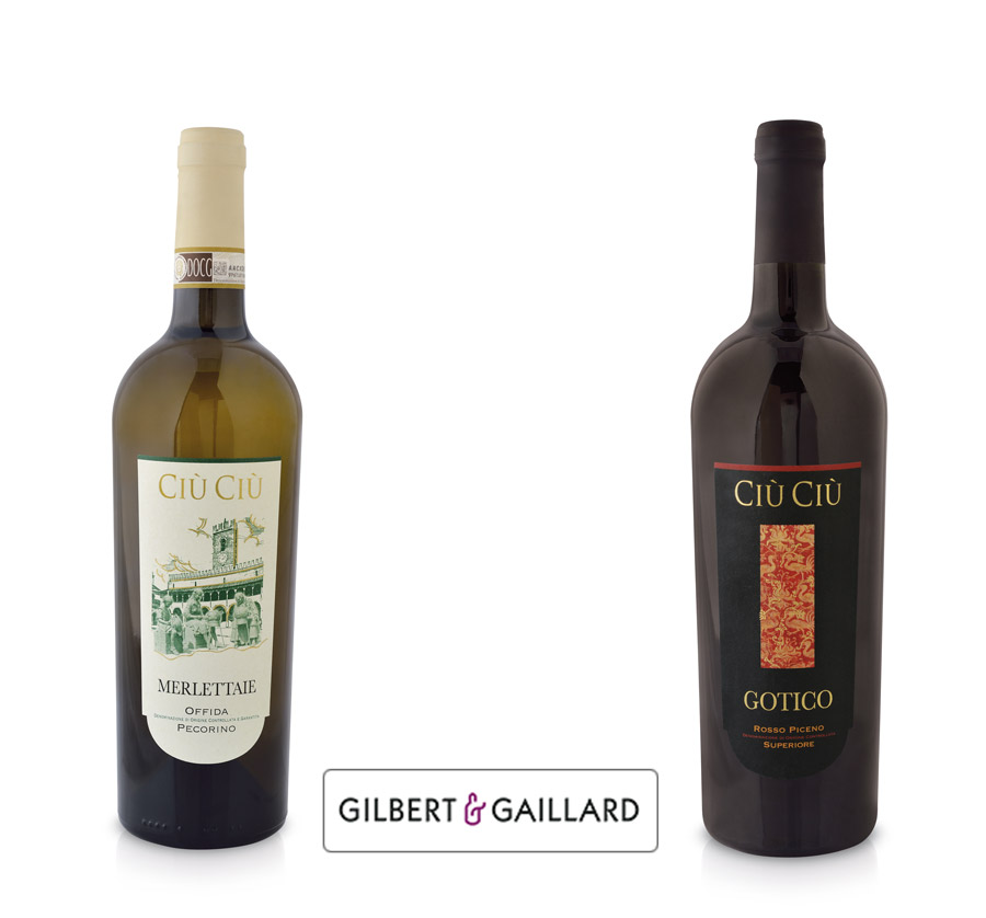 CIÙ CIÙ CONQUISTA LA GUIDA FRANCESE GILBERT & GAILLARD
