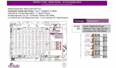 Save the Date: Ciù Ciù partecipa Vinitaly Tour di Hong Kong