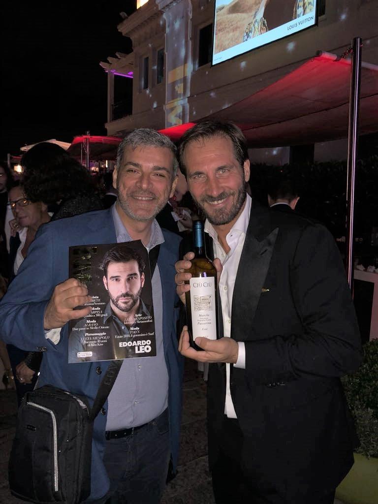 """Cin cin """"I'm magazine"""": i vini Ciù Ciù al party per il 10° compleanno della rivista"""