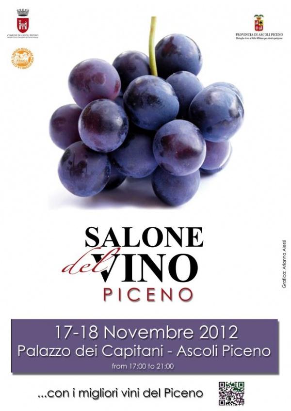 Ciù Ciù al Salone del Vino Piceno 2012
